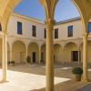 Las personas con discapacidad visual que visiten el Convento de Santo Domingo, en Ronda, podrán disfrutar del nuevo equipamiento adaptado para este colectivo