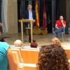 Colectivos sociales y vecinos y vecinas de Arcos de la Frontera participan en la I Asamblea Ciudadana, una iniciativa de diálogo directo con el Ayuntamiento
