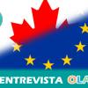 Tom Kurcharz asegura que  el tratado de libre comercio entre la UE y Canadá, el CETA, ya no se puede modificar pero sí se puede detener en los parlamentos