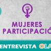 Compartir experiencias, conocer iniciativas y cuestionar estereotipos son los objetivos del Encuentro de Mujeres y Participación que se celebra el domingo en Granada