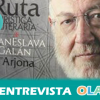 Arjona conjuga turismo y literatura en la 'Ruta en torno a Juan Eslava Galán', una guía turística que recorre los monumentos de la localidad a través de los libros del autor