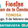 Migas, parrandas y convivencia se dan cita este domingo en la barriada de Tonosa, en Vélez Rubio, como ingredientes esenciales de sus Fiestas de la Candelaria