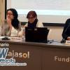Helena Maleno y Javier Aroca reflexionan sobre el papel de los medios de comunicación en la construcción del imaginario social sobre migración y minorías étnicas