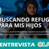 Cádiz acoge la exposición 'Buscando refugio para mis hijos' del premio Pulitzer Javier Bauluz que muestra el peligroso recorrido que viven las personas refugiadas