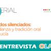 El II seminario 'Los sonidos silenciados: música, danza y tradición oral en Andalucía' pone en valor la tradición musical menos conocida de nuestra comunidad