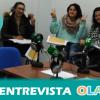 Continúan en Almonte los talleres de radio que EMA-RTV está llevando por municipios andaluces para dotar de herramientas radiofónicas a mujeres inmigrantes