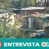 Huelva Acoge desmiente el mito de que la gente en asentamientos de inmigrantes vive en infraviviendas para ahorrar y enviar dinero a sus países de origen