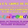 """El IES López de Arenas de Marchena participa en la final de la novena edición del concurso """"Jovemprende"""" con seis proyectos que promocionan el emprendimiento"""
