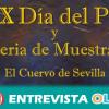 El Cuervo homenajea a su producto más famoso organizando el XIX Día del Pan y Feria de Muestras