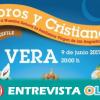 Vera celebra el Gran Desfile en Moros y Cristianos para conmemorar la capitulación de la ciudad en 1488