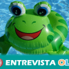 Consumidores Al Andalus aconseja revisar las instrucciones de flotadores y juguetes acuáticos por la seguridad de los menores