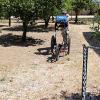 Memorialistas busca en Álora la fosa más grande de la zona mediante el uso de un equipo de georradar