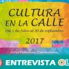 El programa 'Cultura en la Calle' dinamiza más de 200 municipios de Almería con 400 actividades