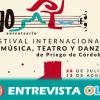 El Festival Internacional de Teatro, Música y Danza de Priego de Córdoba cumple 70 años con actividades en las calles y aldeas
