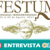 Las Jornadas Iberorromanas de Almedinilla cumplen este año su décima edición homenajeando al dios del sueño Hypnos