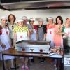16 familias de Alcalá la Real participan en un taller formativo sobre alimentación saludable y equilibrada