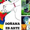Más de 300 artistas solidarios se unen contra el incendio de Moguer en la iniciativa 'Doñana es Arte'