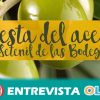 El aceite de oliva de montaña, protagonista de la fiesta de Setenil de las Bodegas (Cádiz)
