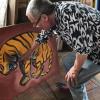 La Feria castreña Ars Olea programa la inauguración de una exposición pictórica dedicada a Villa-Toro