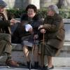 La residencia de ancianos de Jimena celebra una convivencia con la Comunidad Terapéutica del Hospital de Jaén