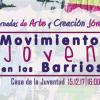 La juventud de Barbate mostrará sus experiencias y trabajos artísticos en la Jornada Arte y Creación