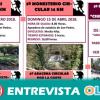 La localidad onubense de Aracena da a conocer su entorno natural a través de la 13ª edición de su programa de senderos