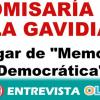 CCOO propone que se dé un uso público a la antigua comisaría de Policía de la Gavidia, en Sevilla, centro usado por el franquismo para la represión