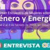 Expertas y activistas denuncian en un encuentro estatal que el modelo energético actual es machista, ecocida y genera desigualdad