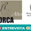 Granada celebra el 120 aniversario del nacimiento de Federico García Lorca y el centenario de su primera publicación con el 'Año Lorca'