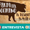 La II Feria del Cochino de El Bosque promociona la gastronomía local y apoya a uno de los sectores económicos más relevantes de la provincia