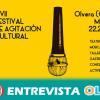 La cultura se apodera de las calles de Olvera el próximo fin de semana con el XVII Festival de Agitación Cultural