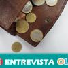 Casi 38 por ciento de pensionistas andaluces cobra por debajo del umbral de la pobreza, según los Técnicos del Ministerio de Hacienda