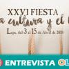 Talleres, cineforum, poesía, música y teatro conforman la XXVI Fiesta de la Cultura y el Libro de Lepe