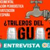 '¿Trileros del agua?' denuncia que la privatización está mercantilizando un derecho humano y la trama que hay tras la gestión de este bien
