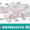 El movimiento memorialista se felicita por la creación de un nuevo mapa de fosas de la represión franquista, que eleva el número en Andalucía a 702