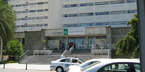 hospital servicio andaluz salud: