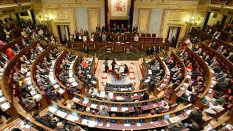 Los grupos parlamentarios de la oposición presentan enmiendas a la reforma laboral