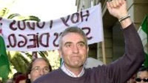 El Sindicato Andaluz de Trabajadores vuelve a ocupar la finca pública de Somonte, en Palma del Río