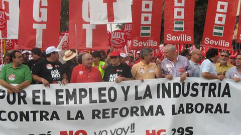 El Gobierno central minimiza el impacto de la huelga general