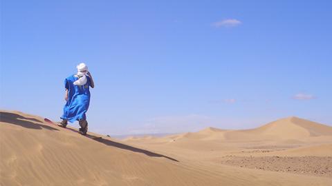 Solidaridad con el pueblo saharaui con bolígrafos