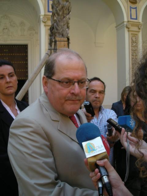 El embajador de Venezuela expresa el interés de su país por las inversiones de pymes andaluzas