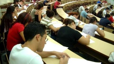 Mañana comienzan las pruebas de acceso a la Universidad