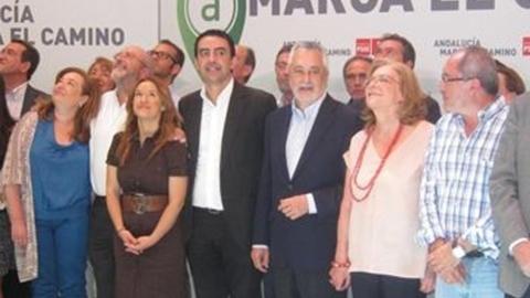 El nuevo vicesecretario general del PSOE-A, Mario Jiménez, advierte al Gobierno central  que Andalucía no va a permitir más recortes de derechos para la ciudadanía