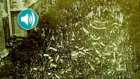 4 de diciembre de 1977 las calles andaluzas se visten de blanco y verde