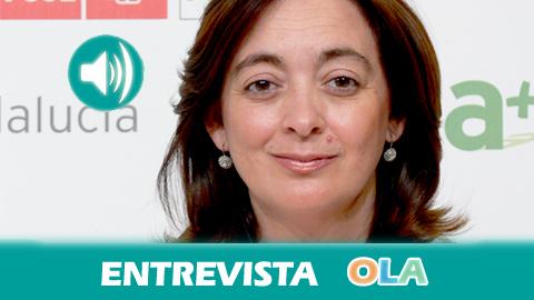 Mar Moreno (consejera de Educación – Junta de Andalucía): «El ministerio se ha enrocado con la parte más extrema del Partido Popular lo que va a provocar un retroceso en la educación de 40 años»