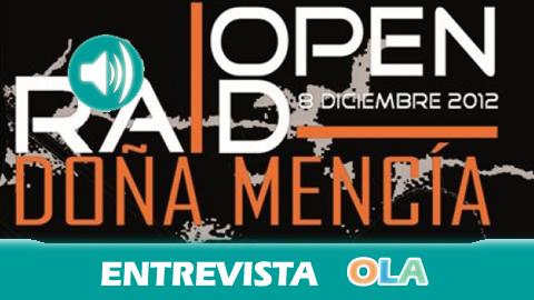 Paco Priego (concejal Deportes Ayto. Doña Mencía): «Deportistas de todos los niveles van a disfrutar de paisajes espectaculares en el primer Open Raid»
