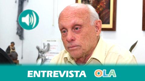 Antonio Gómez (presidente ONG Madre Coraje): «Madre Coraje aporta un rayo de esperanza ante la crisis de valores y la falta de alternativas»