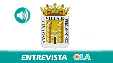 Alfonso Alcaide (concejal Ayto. Fernán Núñez, Córdoba): «La Feria del Garbanzo combina tradición con la creatividad de los platos de los participantes»