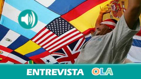 Norberto Masa Akapo (Foro emigrantes Unión Europa grupo Andalucía): «Las minorías no son invitadas a participar en la escena pública, por eso no están visibilizadas»