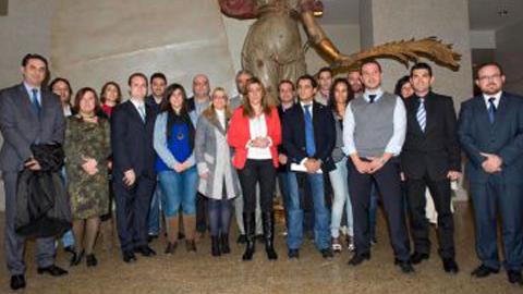 La Asociación para el Desarrollo Integral de las Nuevas Tecnologías recibe el premio Sevilla Joven por su labor en la difusión de las TIC